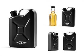 RP Jerry Can Hip Flask